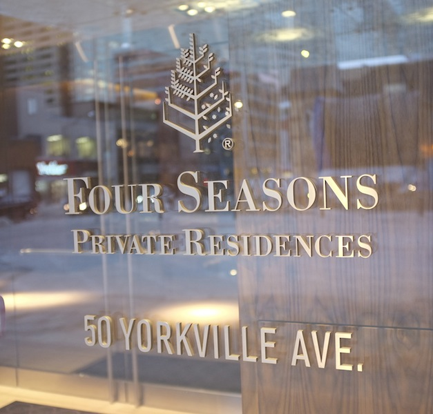 Four seasons private residences downtowntorontohomes
