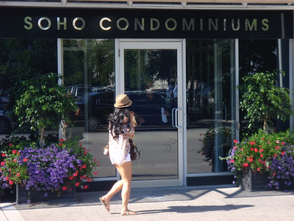 SOHO - Hotel Residences - Downtownt Toronto Homes