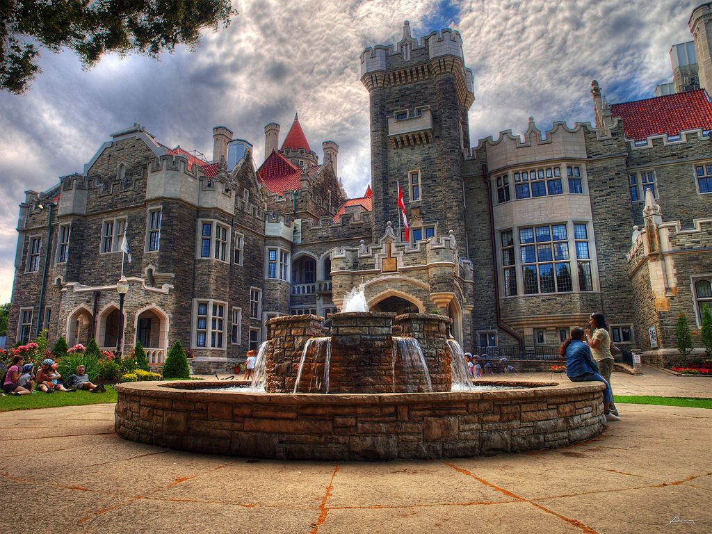 Downtown-Toronto-Homes-Casaloma-Castle