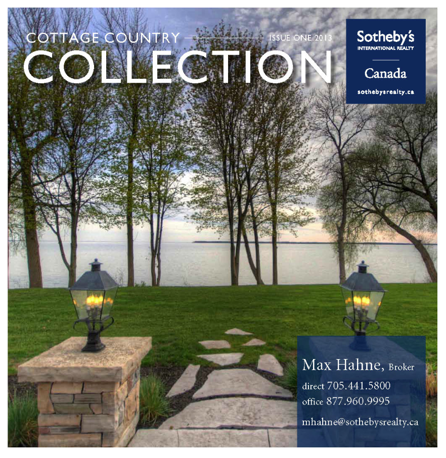 Cottage Country Collection Flyer
