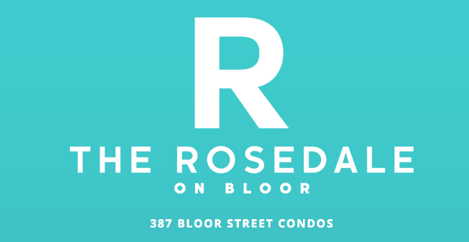 Downtown-Toronto-Homes-The-Rosedale-On-Bloor-Logo